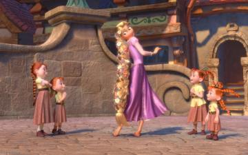 Rapunzel Wallpaper   Disney Princess Wallpaper 28959066