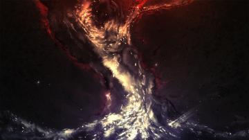 Wallpaper 3840x2160 space art universe 4K Ultra HD HD Background