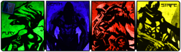 Darksiders The 4 Horsemen signature by PowerMetalFedello on