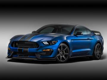 2016 Ford Shelby Mustang GT350R Wallpapers
