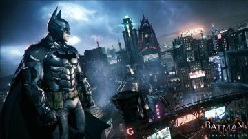 2014 Batman Arkham Knight Wallpaper HD
