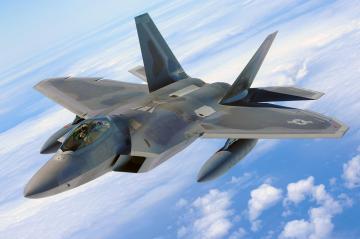 Lockheed Martin F 22 Raptor Wallpapers HD Download