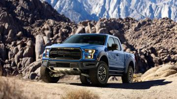 Ford F150 Raptor 2017 Wallpaper HD Car Wallpapers