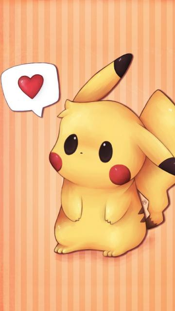 Love Pikachu Wallpaper   KoLPaPer   Awesome HD Wallpapers