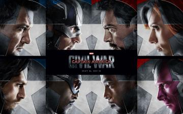 Captain America Civil War 2016 iPhone Desktop Wallpapers HD
