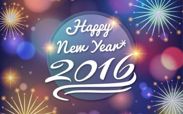 Happy New Year 2016 Wallpapers HD Wallpapers