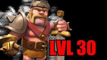 18 Images For   Clash Of Clans Barbarian King And Archer Queen