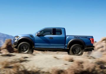 2017 Ford F 150 Raptor Concept   Ford Cars Review