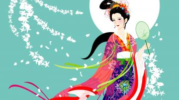 Geisha HD Wallpaper 1920x1080 Geisha HD Wallpaper 1920x1200