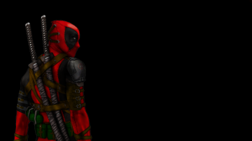 Deadpool With Katana Wallpapers HD
