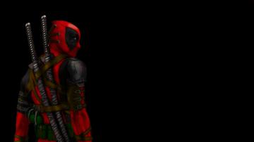 Deadpool With Katana Wallpapers HD