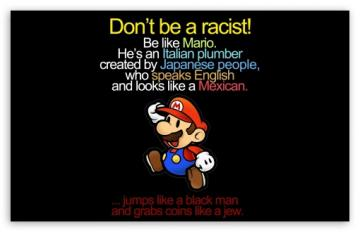 Mario Funny HD desktop wallpaper Widescreen High Definition
