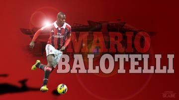 Mario Balotelli Ac Milan Wallpapers Download HD