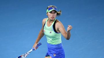BREAKING NEWS Sofia Kenin wins Australian Open final against