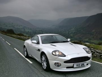 2014 Aston Martin Vanquish Widescreen Prices Specification Photos