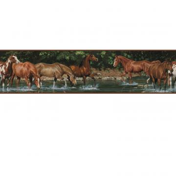 train wallpaper border ocean wallpaper border horse