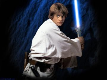Luke Skywalker padziernik 2010