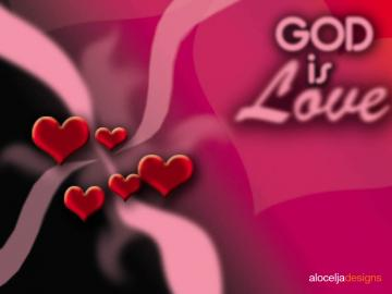 god is lovejpg