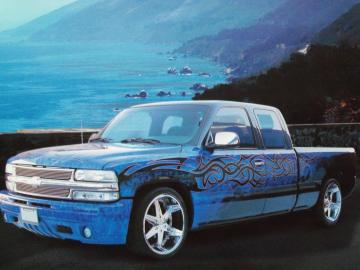 Chevy Truck Wallpaper Chevy Truck Wallpapers 4730 hd