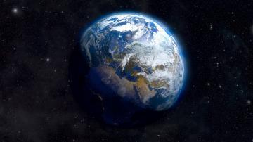 Earth From Space 4K Ultra HD Desktop Wallpaper Uploaded by