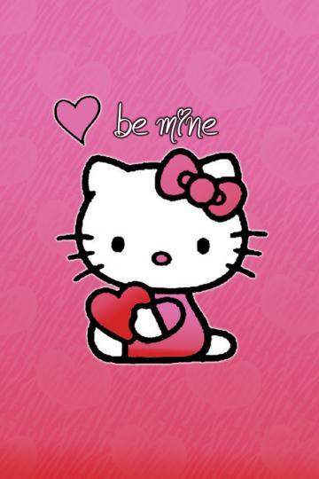 640x960px Hello Kitty Valentine S Day Wallpaper Wallpapersafari