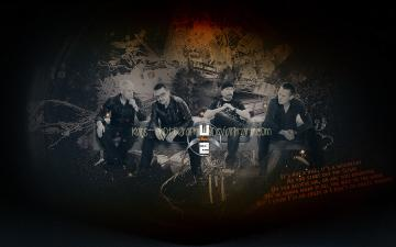 u2 360 tour wallpaper by kars photography fan art wallpaper other 2010