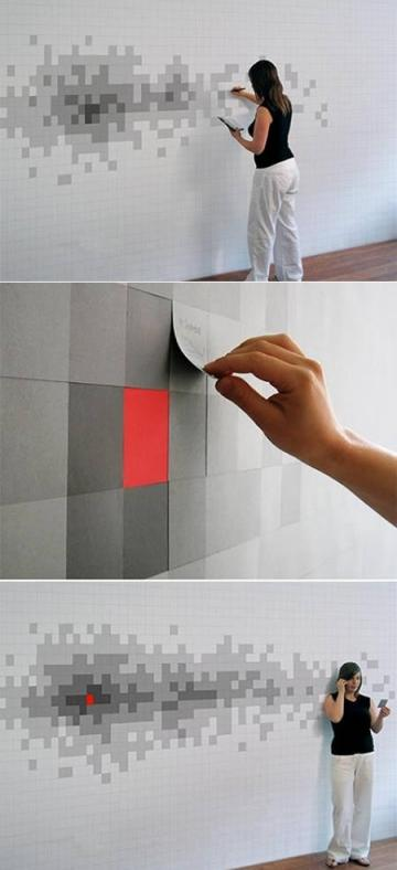 Post it note wallpaper   OMG   need to do this in Minecraft colors for