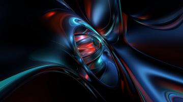 Dark 3D Abstract Wallpapers HD Wallpapers
