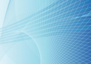 Abstract blue vector background with waves by 123freevectors