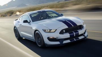 Shelby GT350 Mustang 2016 Wallpapers and HD Images