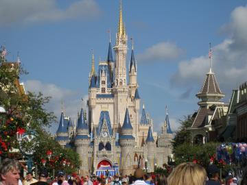 Walt Disney World Castle Wallpaper CityMochacom