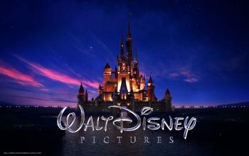 Download wallpaper walt disney logo castle desktop wallpaper in