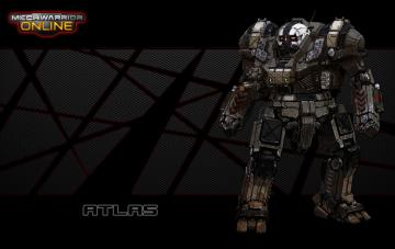 MWO Forums   Desk top wallpaper Atlas