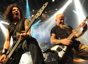 ANTHRAX Announce Tour Dates with SLAYER MOTRHEAD ANTHRAX Anuncia