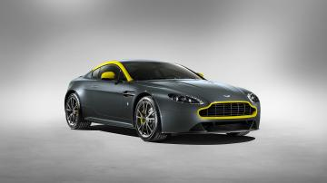 2015 Aston Martin V8 Vantage N430 Car Wallpaper 6