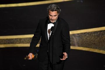 Oscars 2020 Why Joaquin Phoenixs speech on animal rights matters