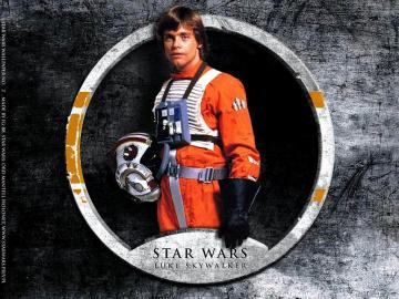 Star Wars Luke Skywalker wallpaper   Animebay Wallpapers