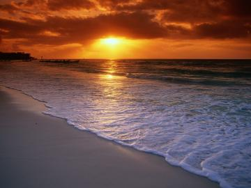 Best Sunset Beach Desktop Wallpaper Best Sunset Beach Desktop