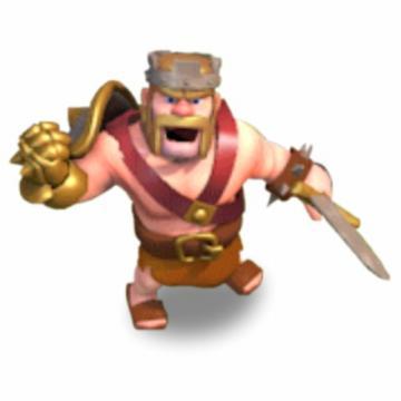 Image   Barbarian King20jpg   Clash of Clans Wiki   Wikia