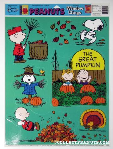 Peanuts Autumn