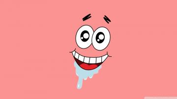 Download Funny Patrick Star Wallpaper Android 776 [1920x1200