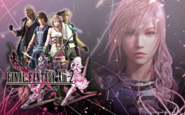 Final Fantasy 13 Wallpaper