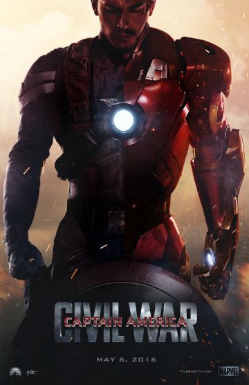 America Civil War Logo Marvel 2016 Wallpaper Download Best Desktop
