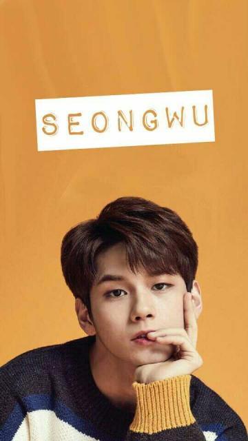 Ong Seong Wu Wallpapers