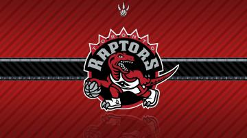 Toronto Raptors team logo widescreen HD wallpaper   1366x768 Wallpaper