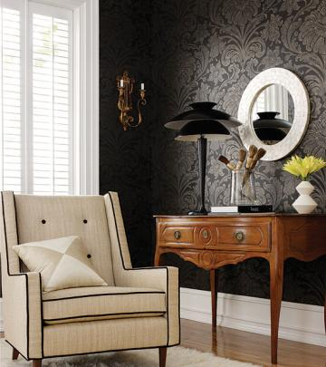 wallpaper wallpaper home paint vs wallpaper home interior design ideas