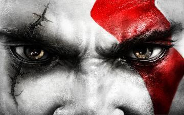 Kratos Eyes Wallpapers HD Wallpapers