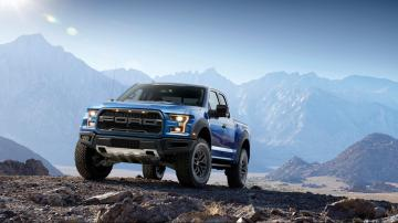 2017 Ford F 150 Raptor 2 Wallpaper HD Car Wallpapers
