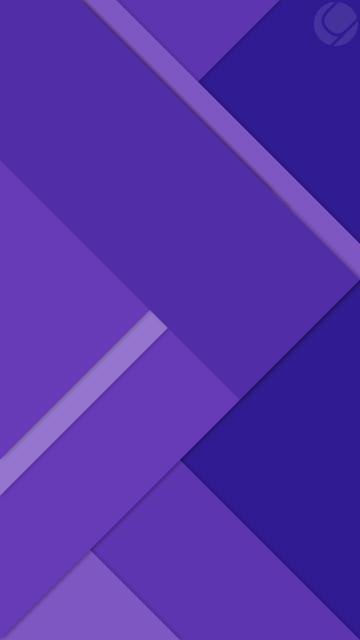 Purple And Blue Geometric Wallpapers