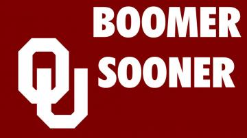 Oklahoma Sooners by DevilDog360
